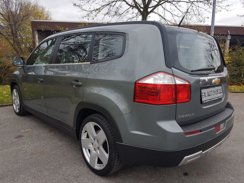 verkauft chevrolet orlando 2 0 td lt gebraucht 2011 km in gundelfingen. Black Bedroom Furniture Sets. Home Design Ideas