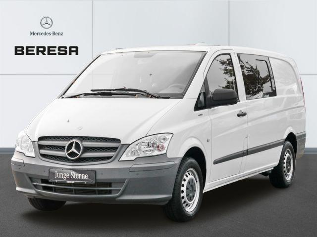 verkauft mercedes vito mixto 113 cdi l gebraucht 2012. Black Bedroom Furniture Sets. Home Design Ideas