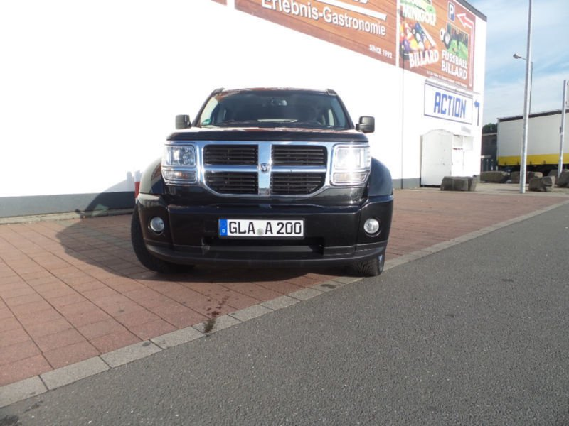 verkauft dodge nitro 2 8 crd dpf autom gebraucht 2010 km in gladbeck. Black Bedroom Furniture Sets. Home Design Ideas