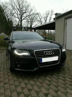 Verkauft Audi A4 B 8 Bj2008 20 Tdi 1 Gebraucht 2008 175000 Km