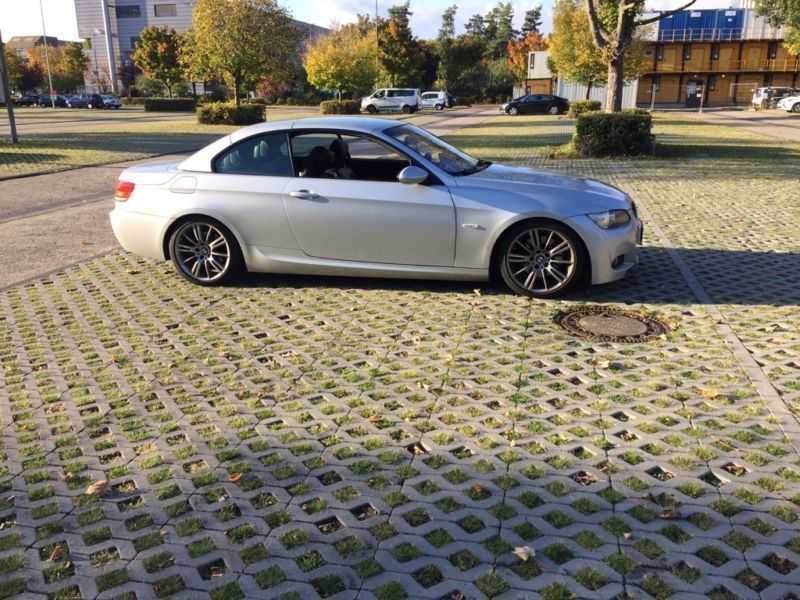 verkauft bmw 325 cabriolet 3er gebraucht 2007 km in mainz. Black Bedroom Furniture Sets. Home Design Ideas