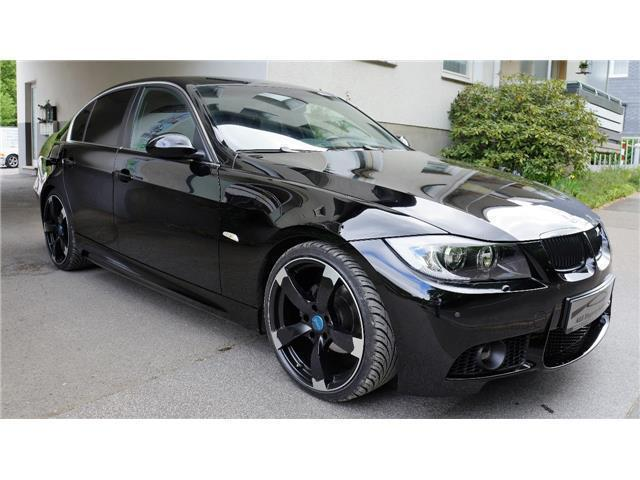 verkauft bmw 325 3er m paket navi k gebraucht 2006 km in remscheid. Black Bedroom Furniture Sets. Home Design Ideas