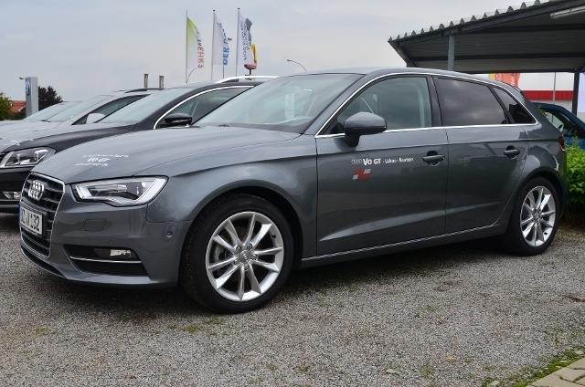 Verkauft Audi A3 Sportback Ambition 1    Gebraucht 2014