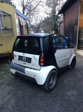 verkauft smart fortwo coup gebraucht 1999 km. Black Bedroom Furniture Sets. Home Design Ideas