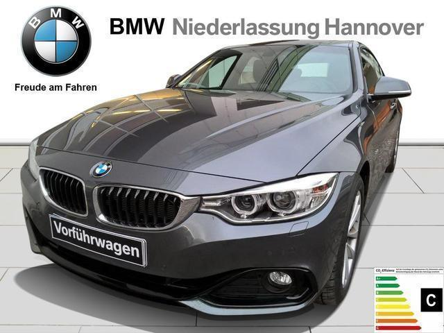 verkauft bmw 420 gran coup gran coup gebraucht 2015 km in hannover. Black Bedroom Furniture Sets. Home Design Ideas