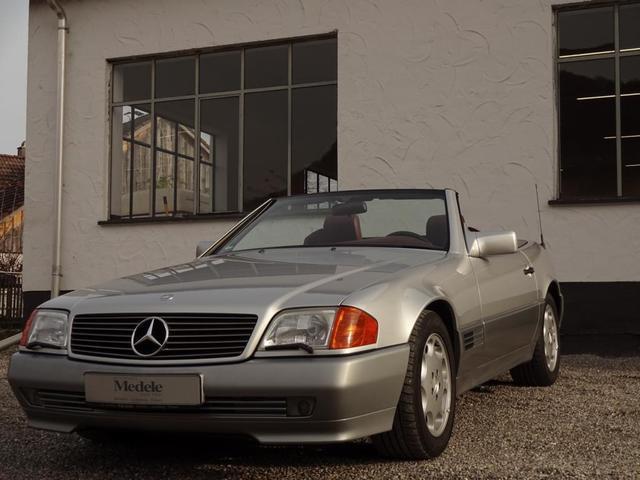 verkauft mercedes 300 sl 24 gebraucht 1993 km in weilheim. Black Bedroom Furniture Sets. Home Design Ideas