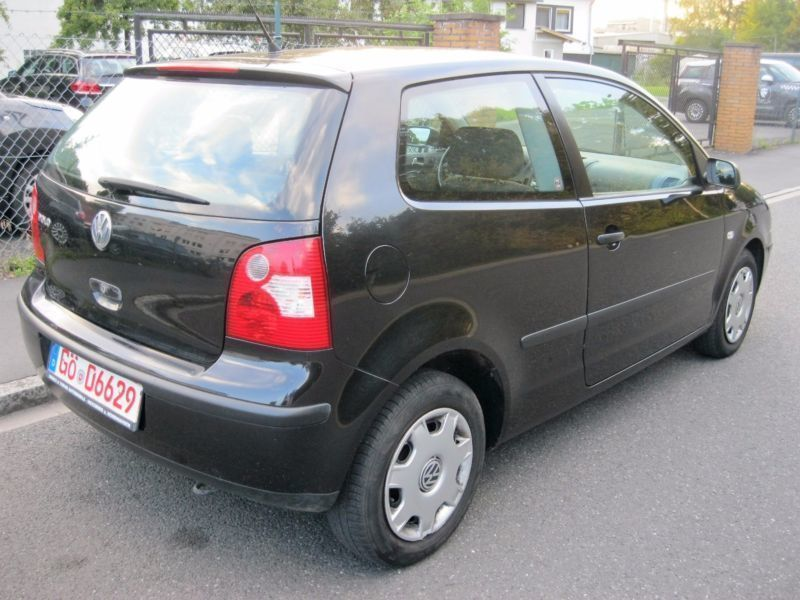 verkauft vw polo 1 2 gebraucht 2003 km in goettingen. Black Bedroom Furniture Sets. Home Design Ideas
