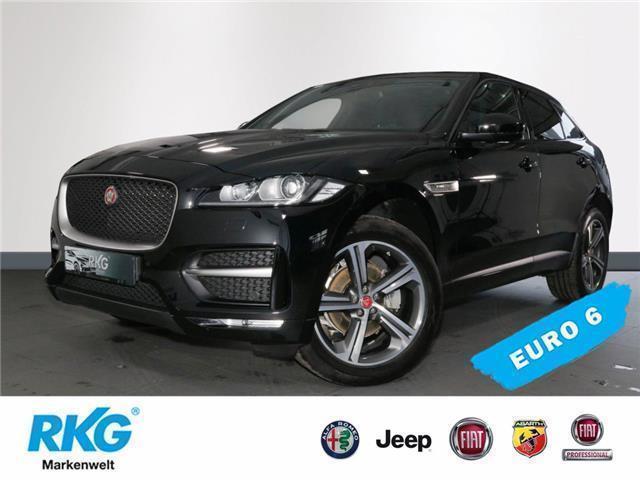 464 gebrauchte jaguar f pace jaguar f pace gebrauchtwagen. Black Bedroom Furniture Sets. Home Design Ideas