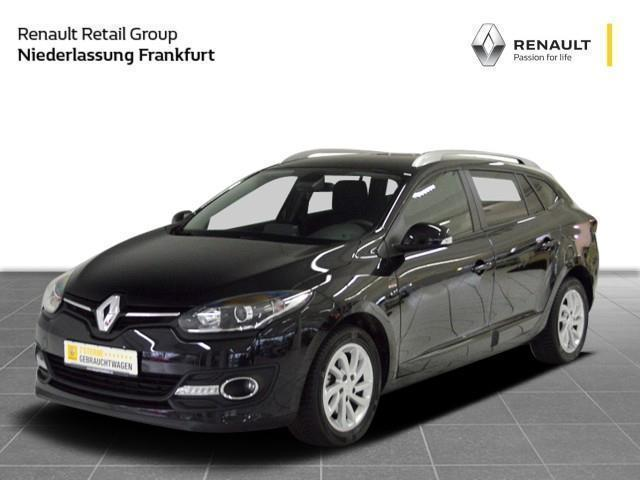 gebraucht Renault Mégane GrandTour III LIMITED dCi 110 Automatic,
