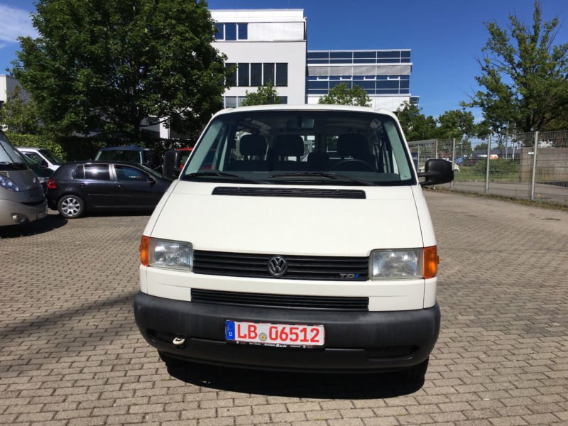verkauft vw t4 kombi gebraucht 1998 km in gerlingen. Black Bedroom Furniture Sets. Home Design Ideas
