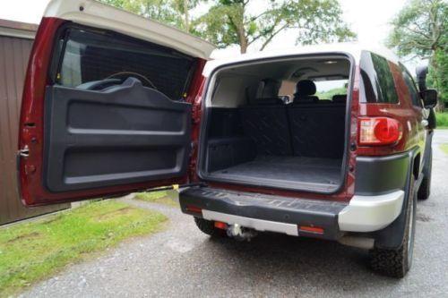 fj gebrauchte toyota fj kaufen 7 g nstige autos zum verkauf. Black Bedroom Furniture Sets. Home Design Ideas