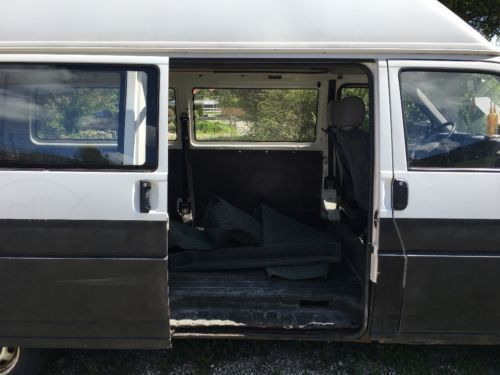 verkauft vw t4 bus van gebraucht 1994 km in pfronten. Black Bedroom Furniture Sets. Home Design Ideas