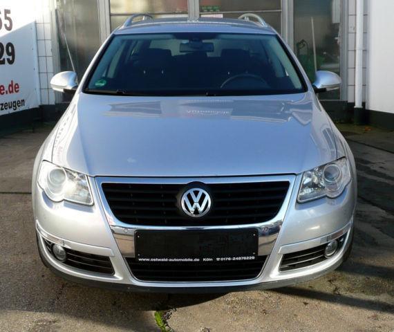 Verkauft VW Passat Variant 1.4 TSI DSG., Gebraucht 2010
