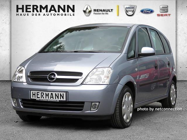 verkauft opel meriva 1 7 cdti enjoy gebraucht 2005 km in einbeck. Black Bedroom Furniture Sets. Home Design Ideas