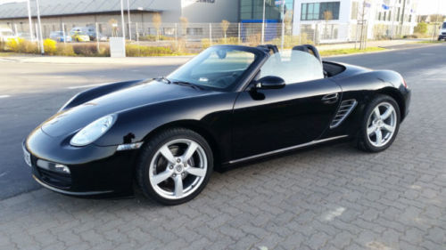 gebraucht 2 7 cabriolet klima xenon navi leder porsche boxster 2009 km in viersen. Black Bedroom Furniture Sets. Home Design Ideas