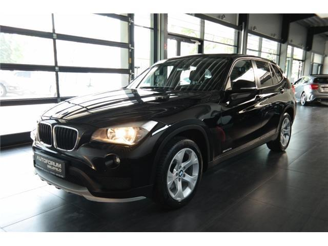 verkauft bmw x1 20d sdrive automatik gebraucht 2014. Black Bedroom Furniture Sets. Home Design Ideas