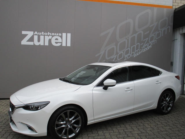 Mazda 6 2 2 Diesel 175 Ps 2017 Darmstadt Autouncle