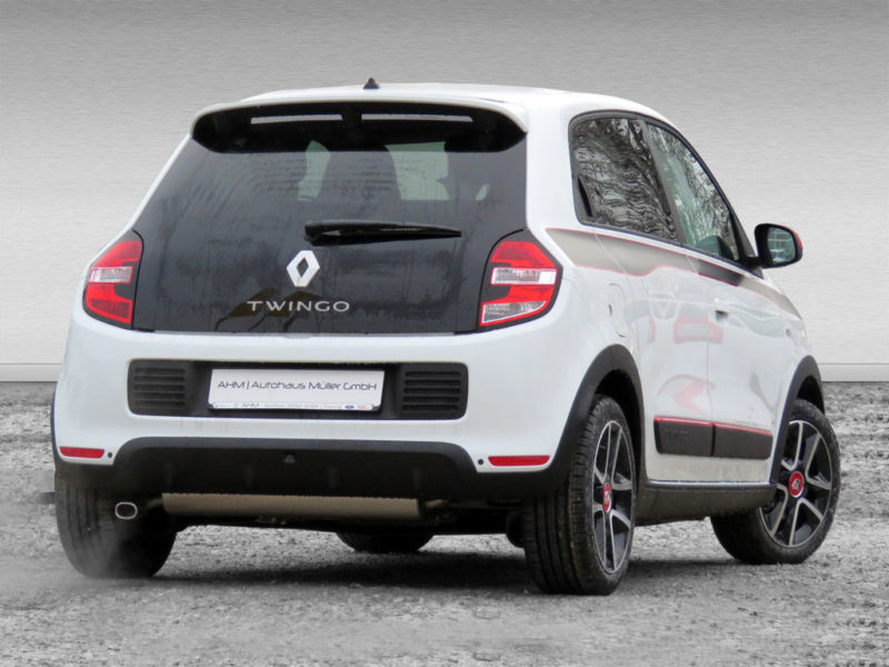 verkauft renault twingo intens energy gebraucht 2017 5. Black Bedroom Furniture Sets. Home Design Ideas