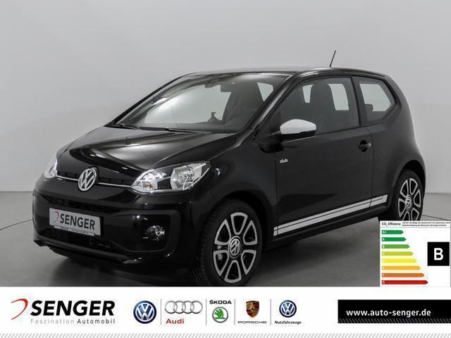 gebraucht VW up! up! clubBlueMotion Technology 1,0 l 55 kW (
