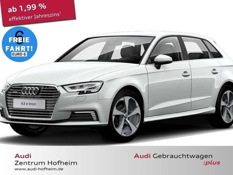 Verkauft Audi A3 Sportback E Tron Desi Gebraucht 2017 10 442 Km