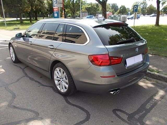 gebraucht 5er touring aut bmw 520 2011 km in berlin. Black Bedroom Furniture Sets. Home Design Ideas