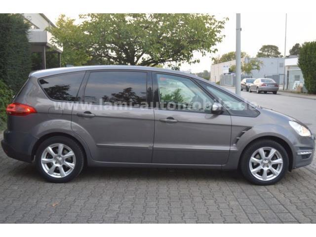 verkauft ford s max 1 6 tdci dpf start gebraucht 2011 km in rotenburg. Black Bedroom Furniture Sets. Home Design Ideas