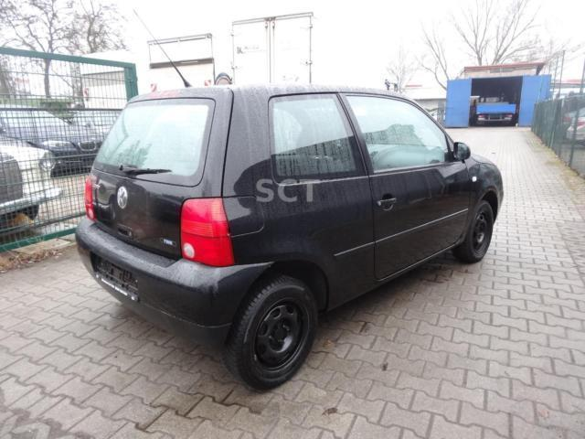 verkauft vw lupo vw1 0 50ps bj2004 gebraucht 2004 km in frankenau. Black Bedroom Furniture Sets. Home Design Ideas
