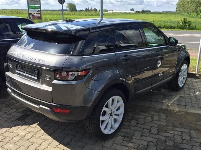 verkauft land rover range rover evoque gebraucht 2015 km in gro l dershagen. Black Bedroom Furniture Sets. Home Design Ideas