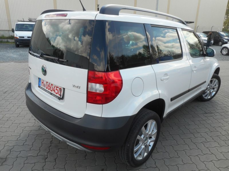 verkauft skoda yeti ambition plus edit gebraucht 2014 km in hannover. Black Bedroom Furniture Sets. Home Design Ideas