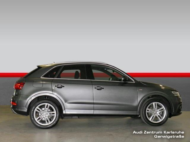 verkauft audi q3 2 0 tdi quattro s na gebraucht 2013. Black Bedroom Furniture Sets. Home Design Ideas
