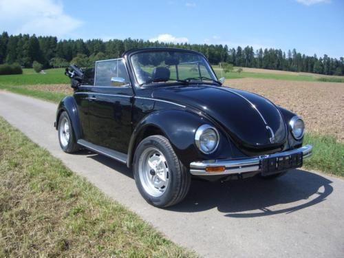 verkauft vw k fer cabrio orig karmann gebraucht 1978 km in selbitz. Black Bedroom Furniture Sets. Home Design Ideas