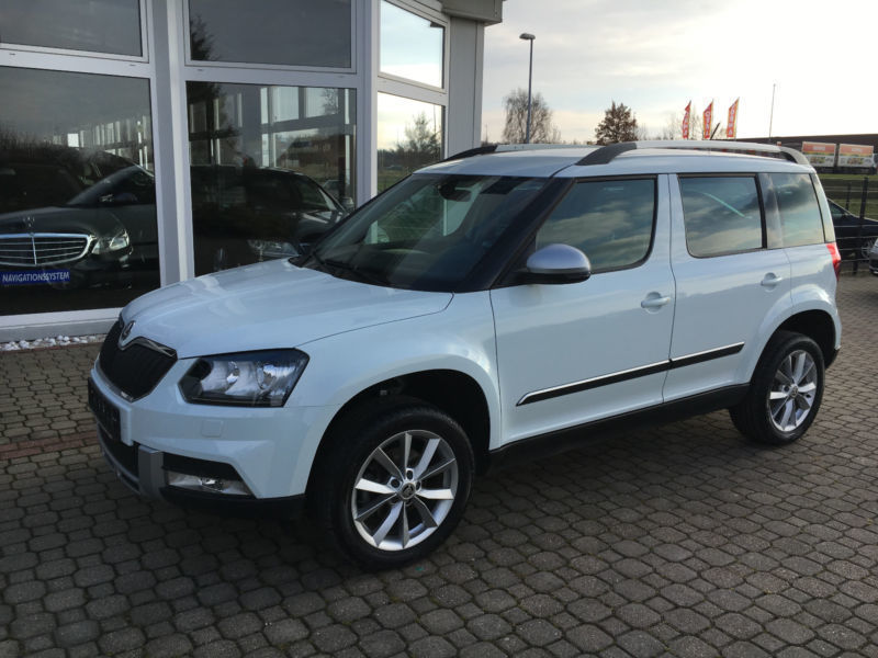 verkauft skoda yeti ambition outdoor 4 gebraucht 2016 km in. Black Bedroom Furniture Sets. Home Design Ideas