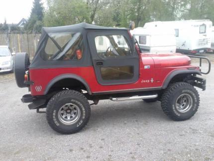 cj gebrauchte jeep cj kaufen 37 g nstige autos zum verkauf. Black Bedroom Furniture Sets. Home Design Ideas