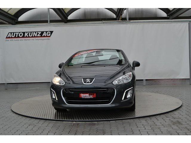 verkauft peugeot 308 cc 1 6 vti cabrio gebraucht 2013 km in ch wohlen. Black Bedroom Furniture Sets. Home Design Ideas