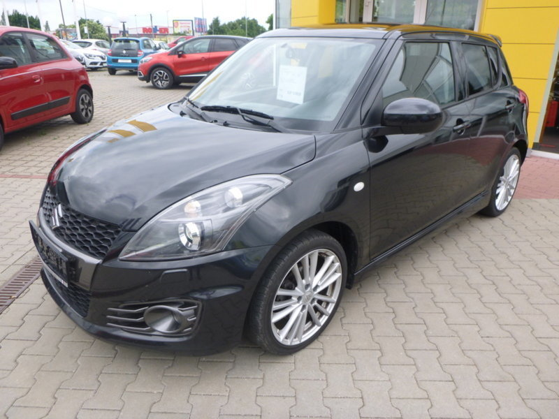 verkauft suzuki swift 1 6 sport vorf gebraucht 2015 100 km in mariental. Black Bedroom Furniture Sets. Home Design Ideas