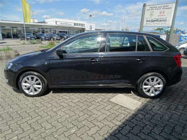 verkauft skoda rapid spaceback rapid s gebraucht 2014 km in wiesloch. Black Bedroom Furniture Sets. Home Design Ideas