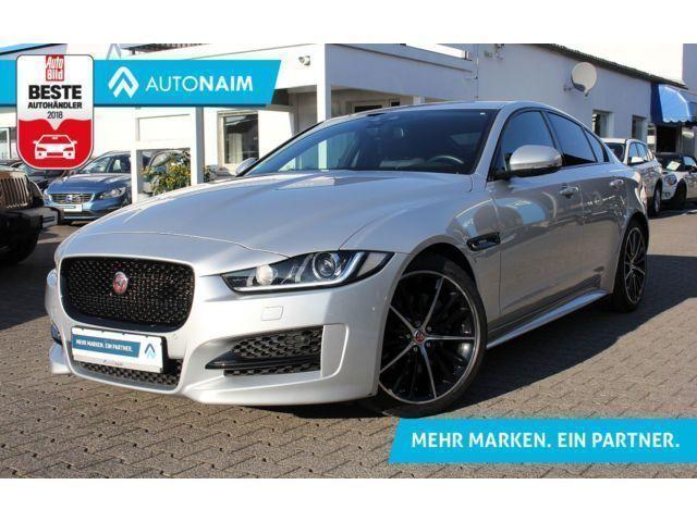 verkauft jaguar xe r-sport aut.|euro6|., gebraucht 2016, 25.210 km