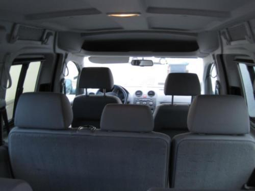 verkauft vw caddy maxi 140 ps navi 2xs gebraucht 2009 km in mannheim. Black Bedroom Furniture Sets. Home Design Ideas