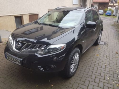 verkauft nissan murano 3 5 tv navi dvd gebraucht 2008 km in k ln. Black Bedroom Furniture Sets. Home Design Ideas