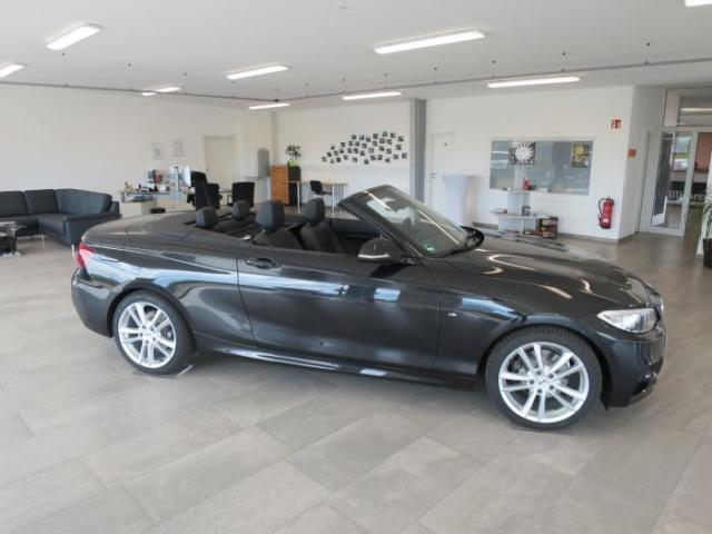 verkauft bmw 220 d cabrio m sport pake gebraucht 2015 km in maikammer. Black Bedroom Furniture Sets. Home Design Ideas
