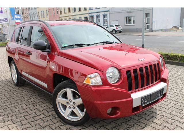 verkauft jeep compass 2 0 crd limited gebraucht 2008 km in m nchen. Black Bedroom Furniture Sets. Home Design Ideas