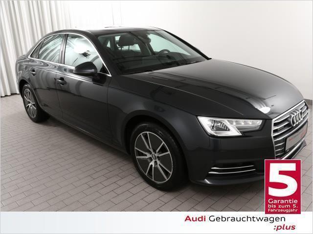 gebraucht Audi A4 2.0TDi QU S-Tronic/Sport/VirtualC (Navi Xenon Einp