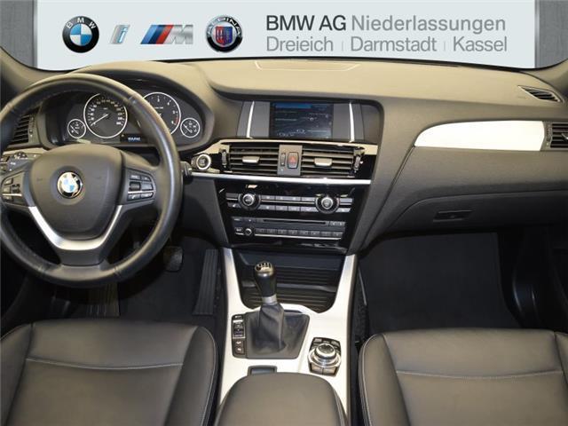 Verkauft Bmw X3 Xdrive20d Xline Hifi X Gebraucht 2014 70 713 Km In Dreieich Sprendl