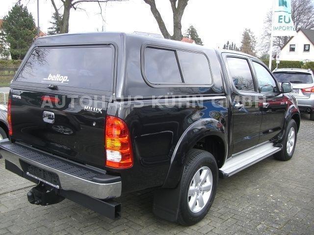 verkauft toyota hilux double cab execu gebraucht 2011 km in rostock elmenhorst. Black Bedroom Furniture Sets. Home Design Ideas