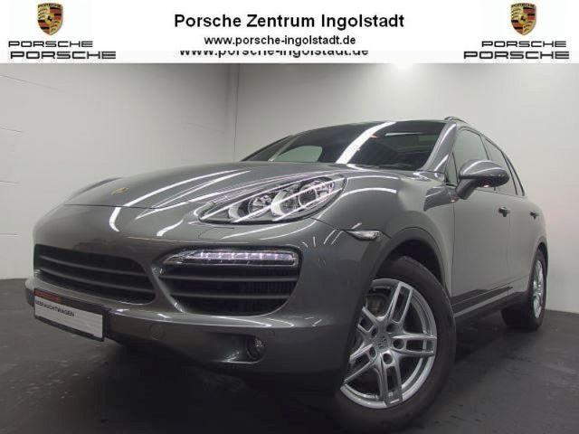 Verkauft Porsche Cayenne S Diesel Ver Gebraucht 2013 18500 Km