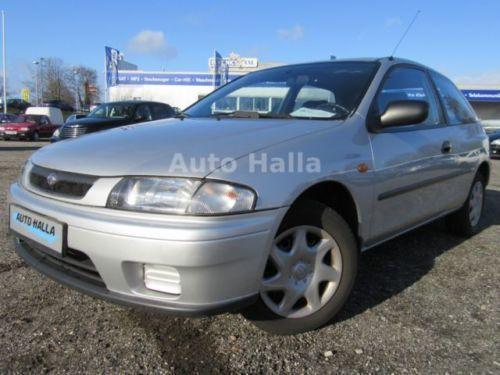 Verkauft Mazda 323 P 1 5 Comfort Tuv Gebraucht 1997 130 199 Km