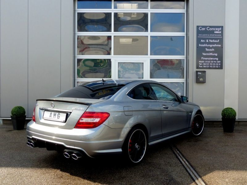 verkauft mercedes c63 amg amg performa gebraucht 2011 km in mainz. Black Bedroom Furniture Sets. Home Design Ideas