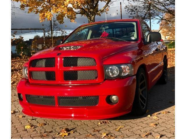 verkauft dodge ram vipersrt 10 viper t gebraucht 2004 km in berherrn. Black Bedroom Furniture Sets. Home Design Ideas