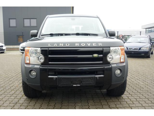 gebraucht tdv6 aut hse luft 7 pers navi dach land rover discovery 3 2006 km in bad. Black Bedroom Furniture Sets. Home Design Ideas