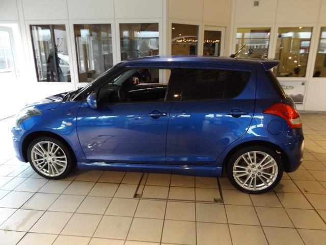gebraucht 1 6 5d m t sport suzuki swift 2014 km in schopfheim. Black Bedroom Furniture Sets. Home Design Ideas